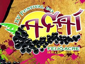 Banda Araketu é a principal atração do 15º Festival do Açaí em Feijó