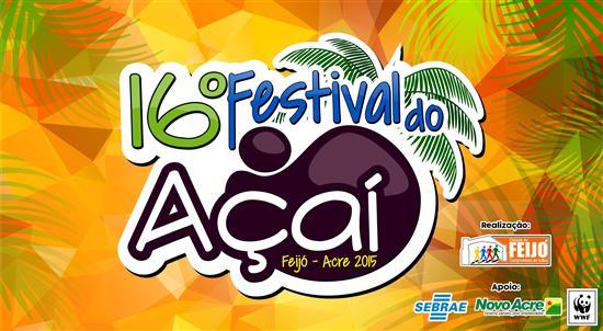 Programação do 16º Festival do Açaí 2015