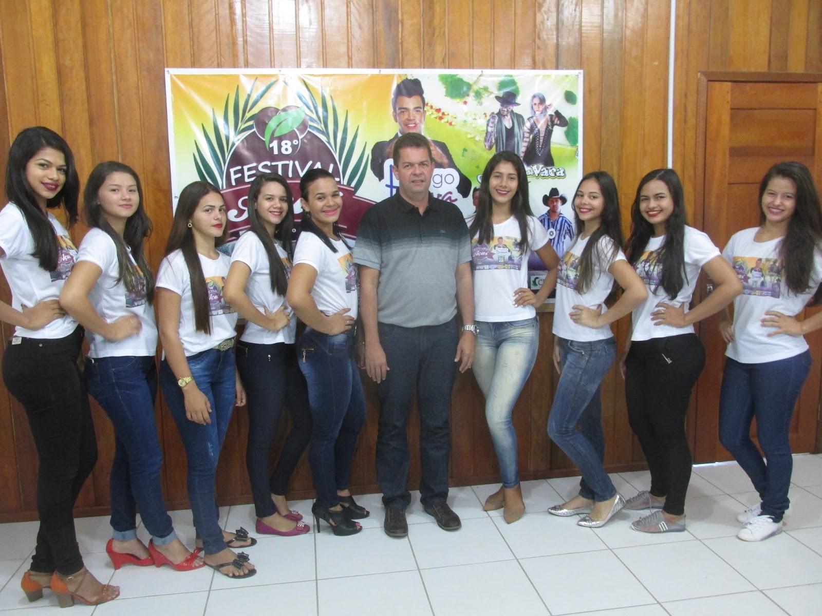 Conheça as candidatas à Garota Açaí 2017